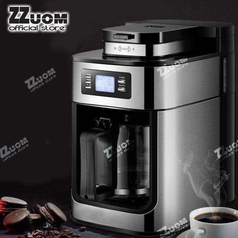 บูติก❃✵เครื่องชงกาแฟและบดเมล็ดกาแฟ เครื่องทำกาแฟ เครื่องเตรียมเมล็ดกาแฟ อเนกประสงค์