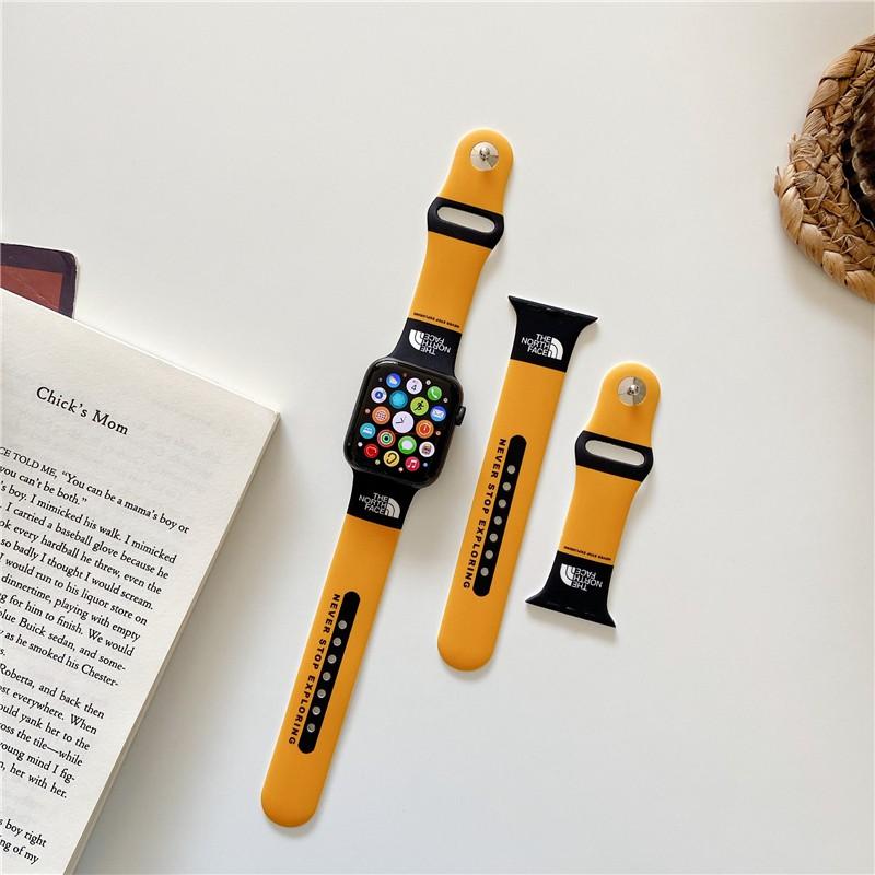 ▩✟✘เคสนาฬิกาข้อมือ Apple Watch 6 สายสําหรับ Series Se S6 5 4 3 2 1 Band 38 / 40 Mm 42 44 Iwatch