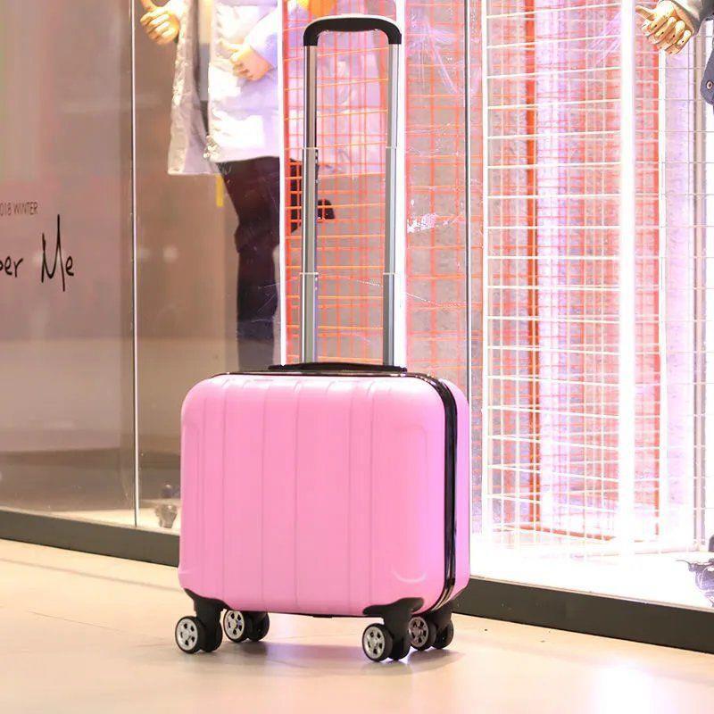 กระเป๋าเดินทางขนาดเล็ก 18 นิ้ว 20 นิ้ว 14 นิ้ว 16 นิ้ว