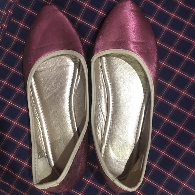 รองเท้าคัชชู รองเท้าคัชชูผู้หญิง รองเท้าลำลอง
