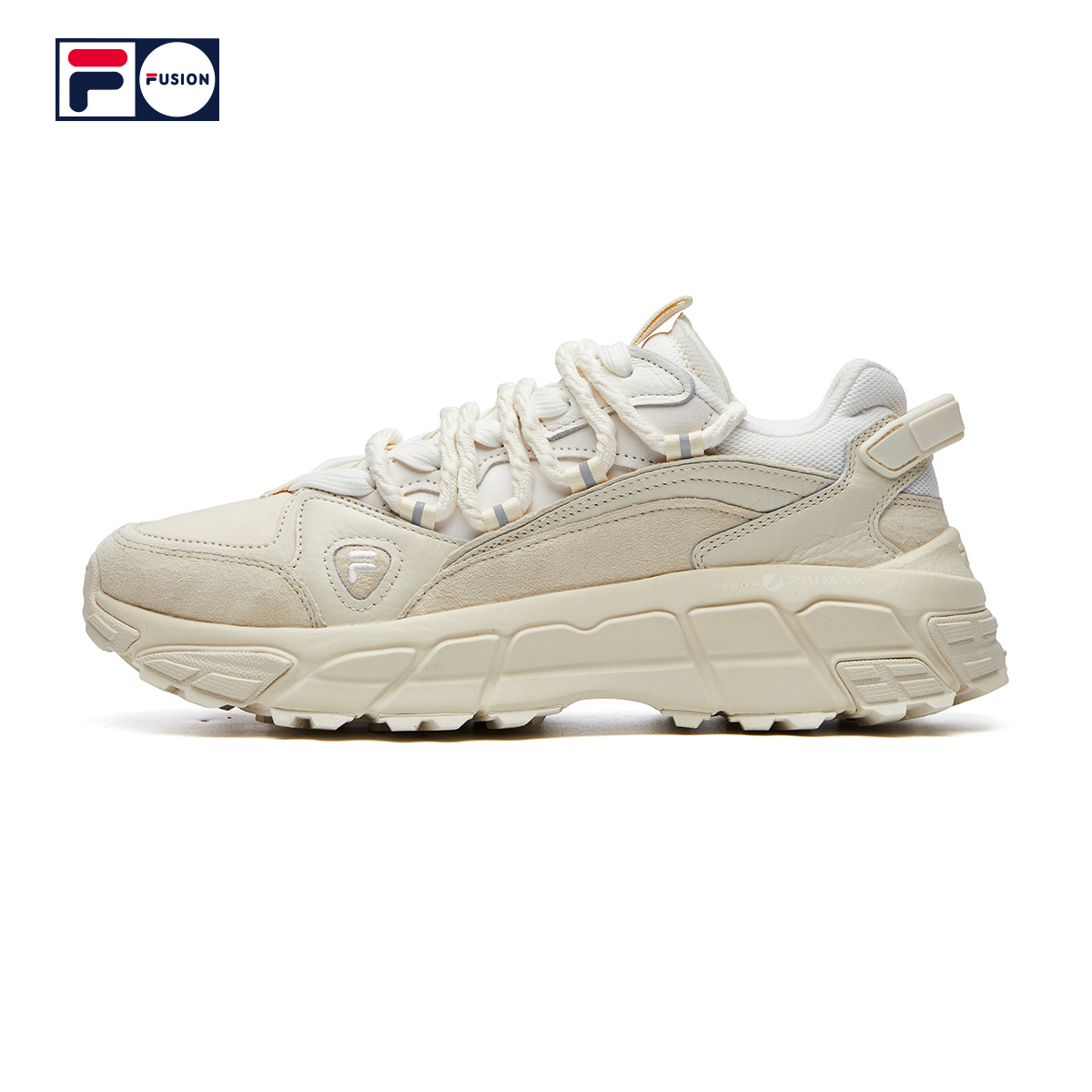 FILA FUSION  แบรนด์ไทด์ SKYRUNNERผู้ชายรองเท้าวิ่ง2021รองเท้ากีฬาฤดูใบไม้ผลิใหม่