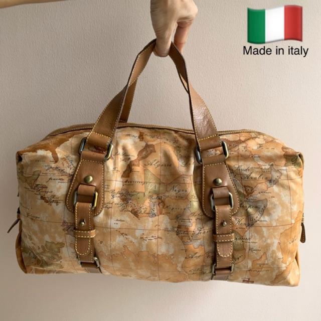 กระเป๋าแผนที่โลกMartini แท้💯🌈มือ2