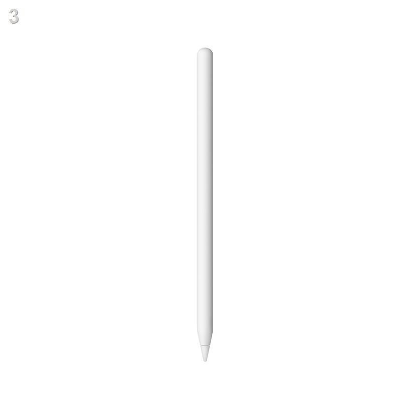 ปากกาทัชสกรีน stylus pen soft touch ❡❀Apple/ApplePencil ปากกา capacitive รุ่นที่สอง iPadPro11 นิ้ว/สไตลัส 12.9 นิ้ว