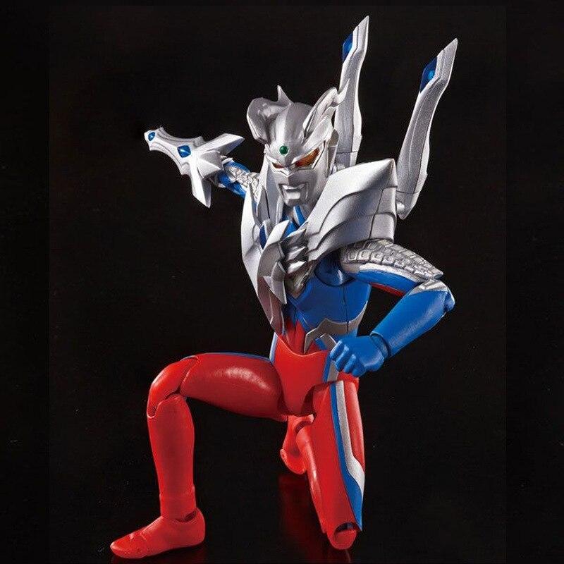 Ultimate Ultraman Zero Figure Action Figure Toys 18cm