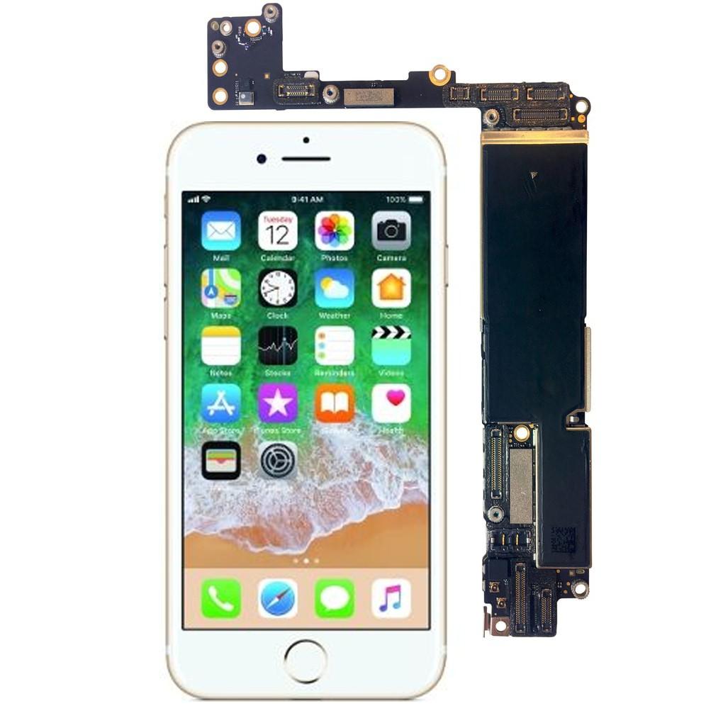 เมนบอร์ดไอโฟน X 8plus 8 7plus 7 6splus 6s 6 5c 5s 5 Mainboard  #iphone