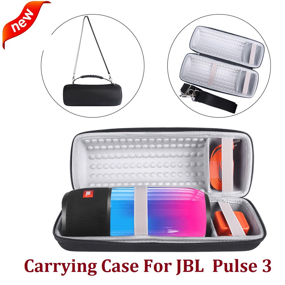 For JBL BOOMBOX Portable Speaker Case Bag Box Storage EVA Material Shockproof