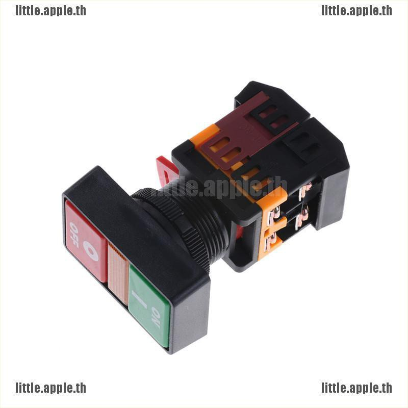 16mm ON OFF START STOP Push Button with Light Indicator Momentary Switch