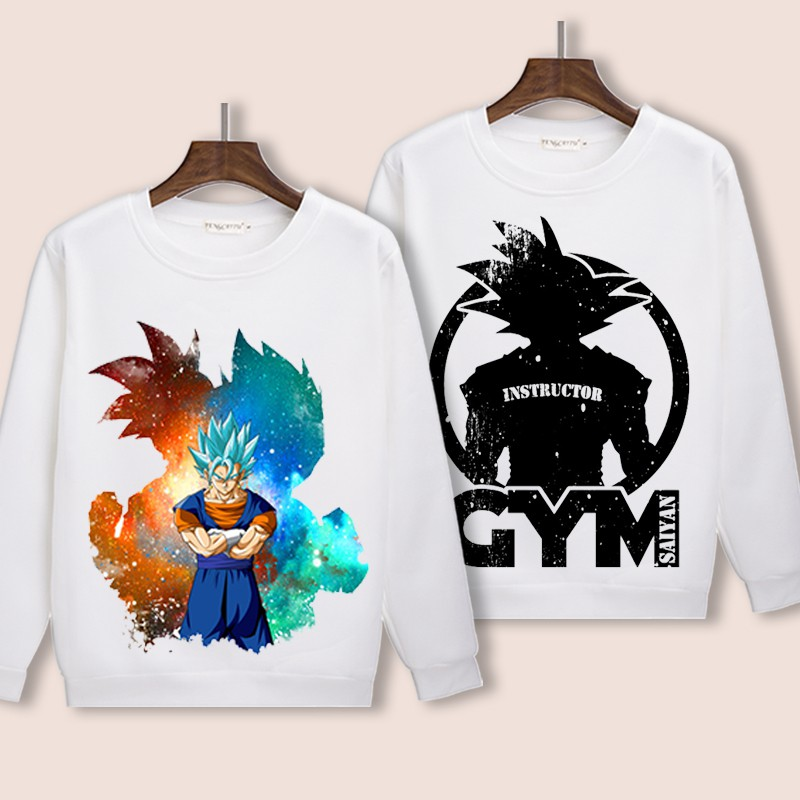 (bajep) dragonball zhongshan เห้งเจียอะนิเมะขนแกะเสื้อกันหนาวเสื้อโค้ท
