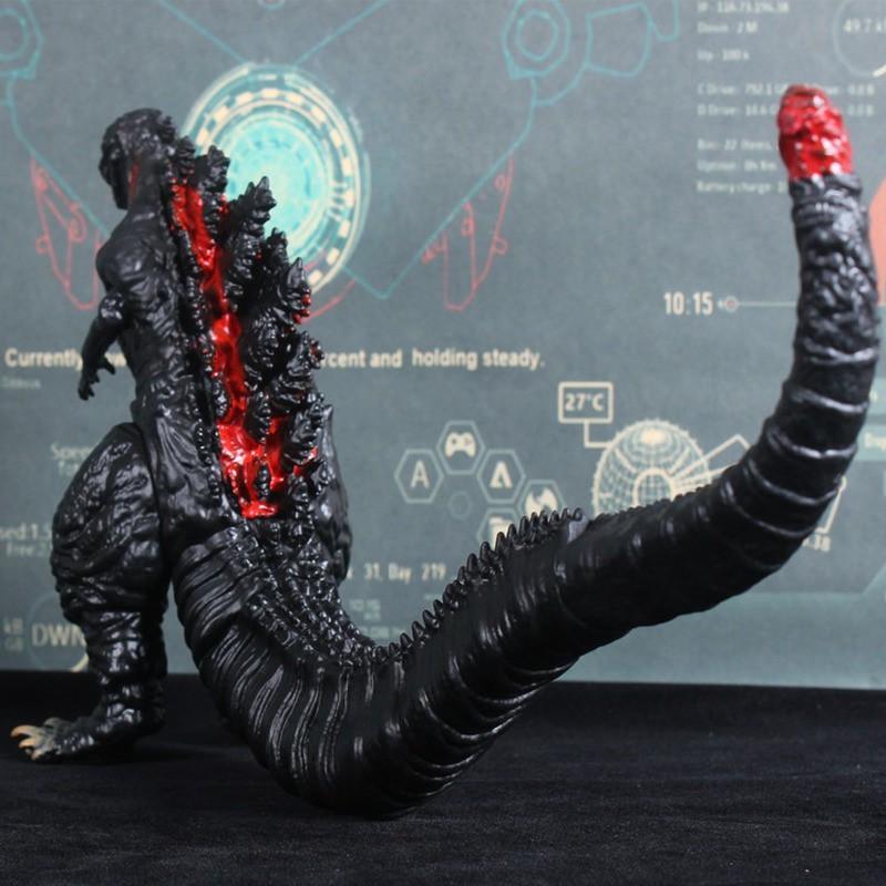 ✙Garage-Kit Action-Figure Monster Godzilla Bandai Collectible-Model Large Dinosaur Movie-Version