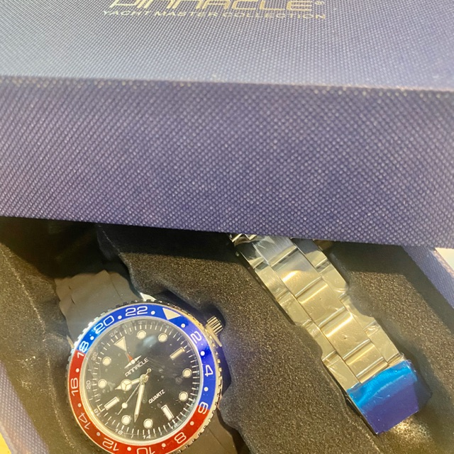 นาฬิกา PINNACLE YACHT MASTER COLLECTION.