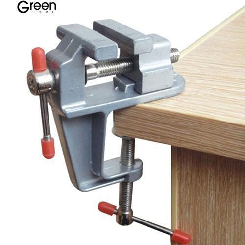 "9"" inch Steel C Clamp Vise Grip Locking Welding Pliers Wood Tenon Locator Tool |"