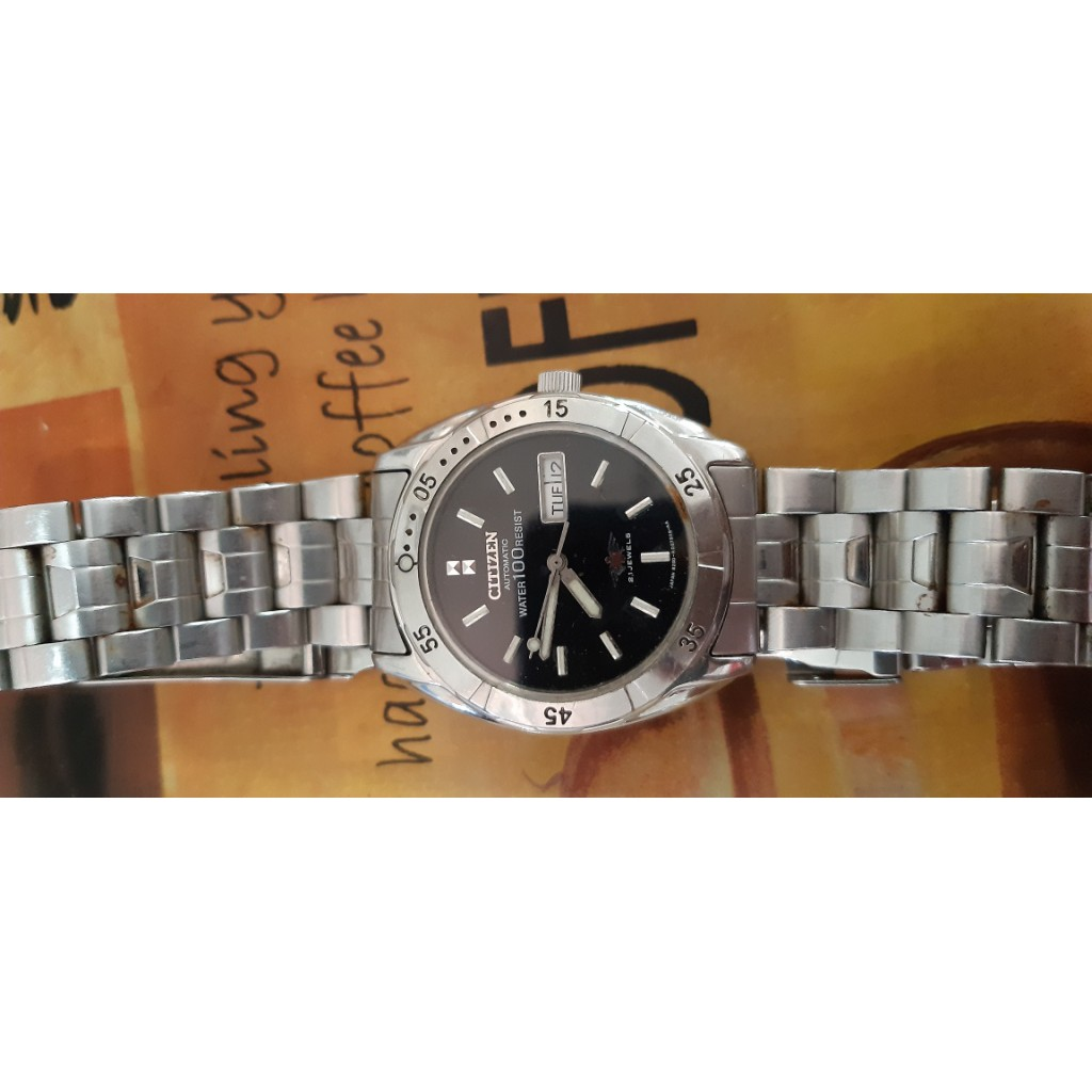 CITIZEN Watch Automatic Made in Japan