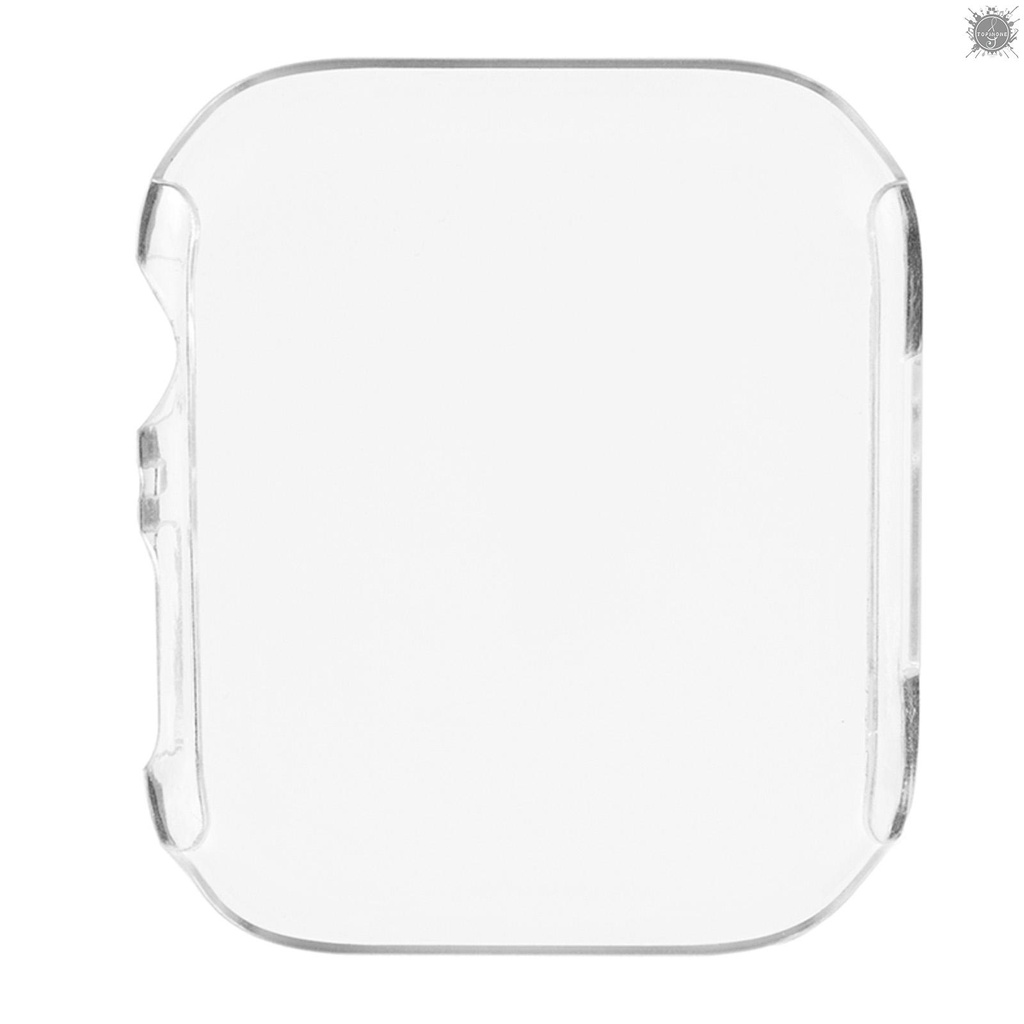 To PC Screen Protector for Apple Watch 4th Generation High-quality Plastic Protection Case Anti-Dust Protective Cover for 40mm 44mm iWatch Series 4 Smart Watches