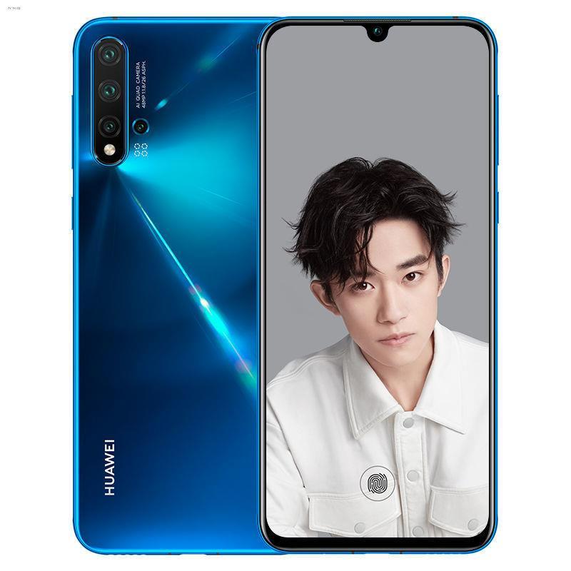 卐۞Huawei/Huawei nova 5 Pro Kirin 980 เต็ม Netcom 4G dual card dual standby สมาร์ทโฟนเกมสมาร์ทโฟน [ออกเมื่อ 3]