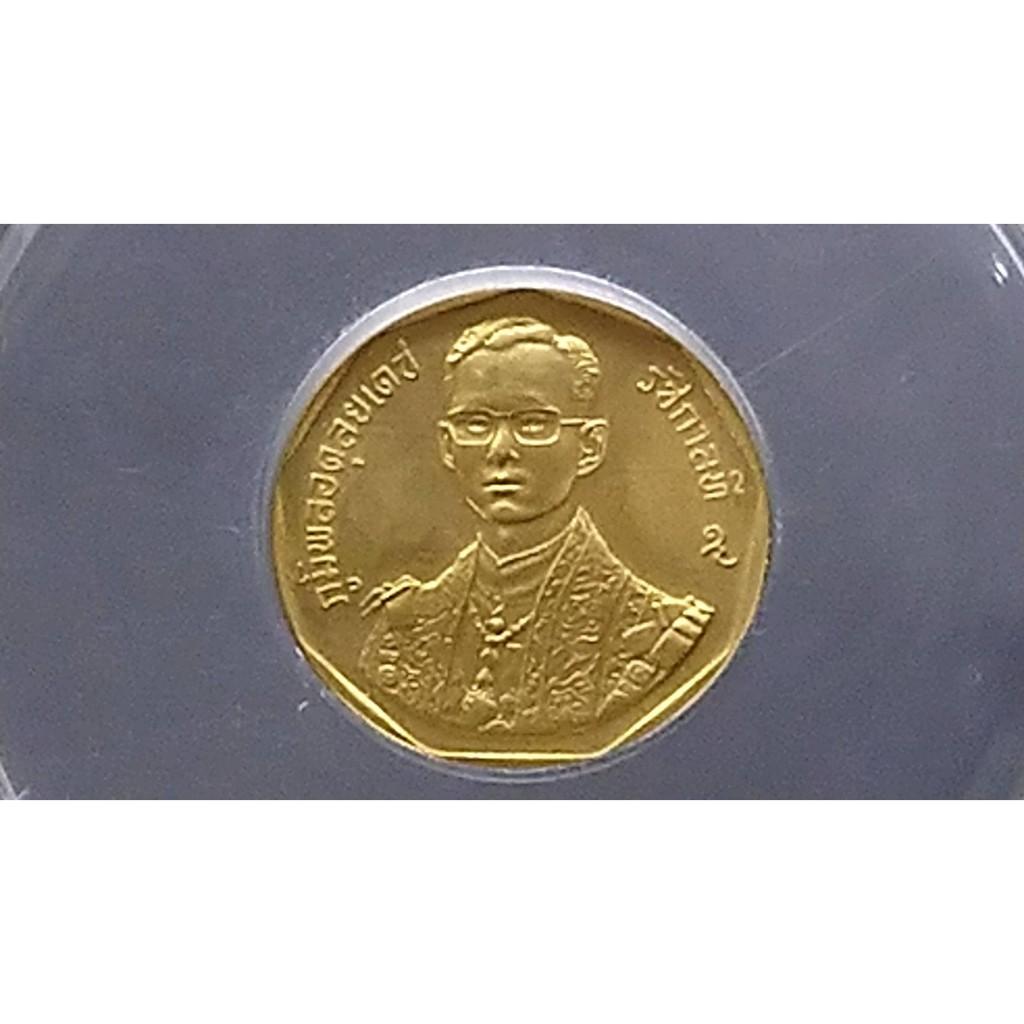 เหรียญทองคำ ราคาหน้าเหรียญ 1500บาท วาระที่ระลึก รัชมังคลาภิเษก ร9 ปี 2531