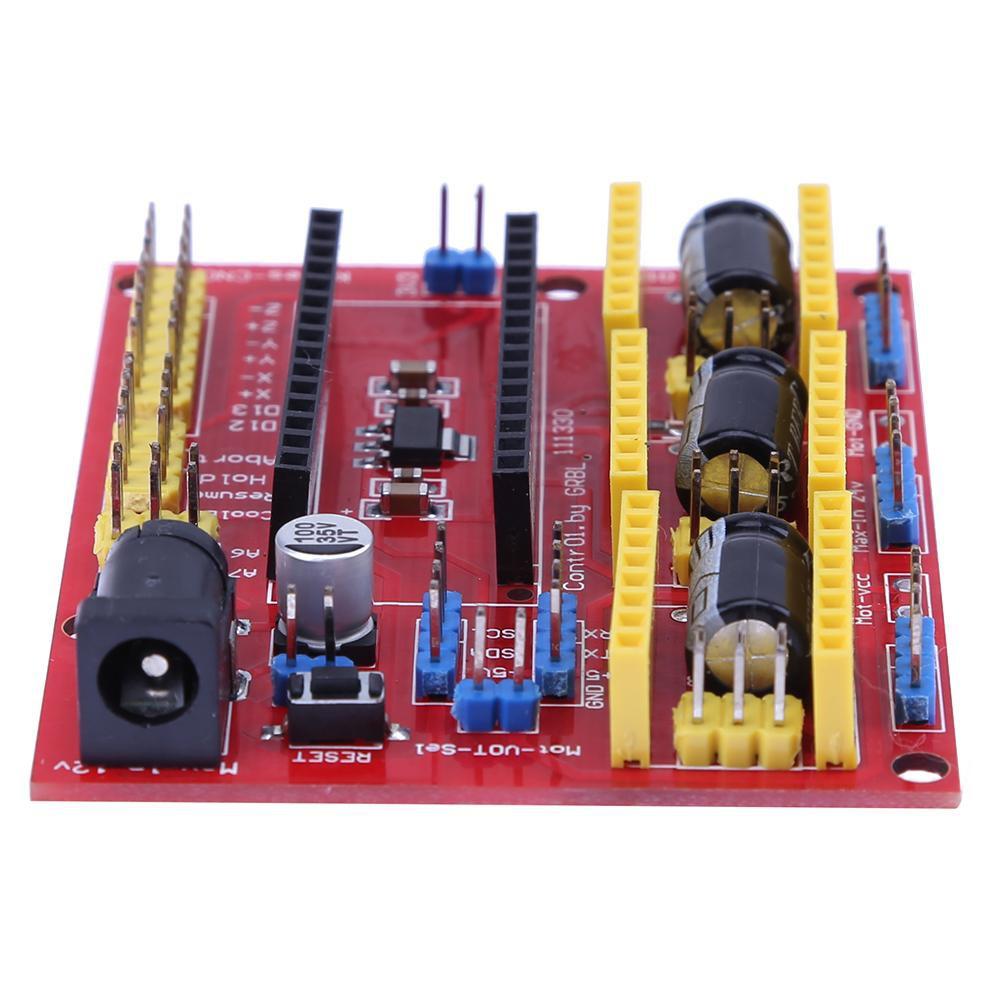 CNC โล่แกะสลักเครื่องสเต็ปเปอร์มอเตอร์โปรแกรมควบคุม V4