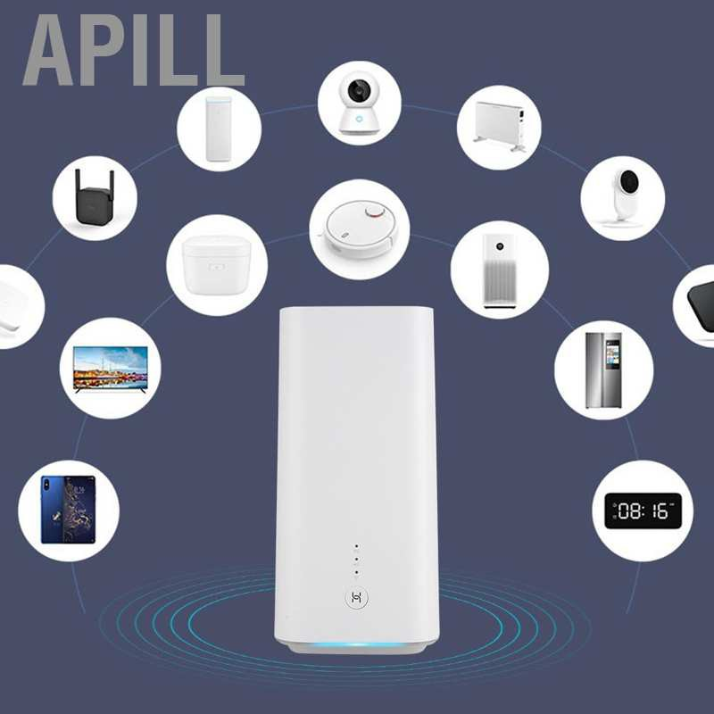 Apill 5 G เราน์เตอร์อินเตอร์เน็ตไร้สายสําหรับ Cpe Pro Dual Band 2 . 4 / 5 G สําหรับ Nsa / Sa