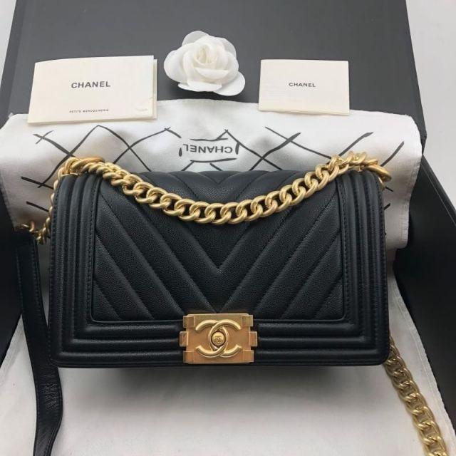 Chanel Boy Bag - กระเป๋า chanel