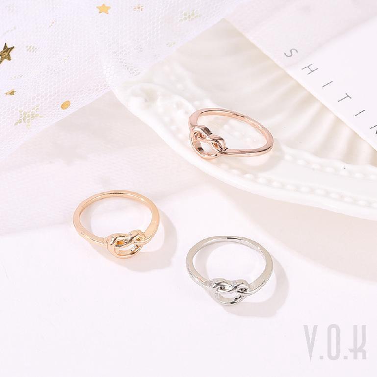 แหวนทองคำขาวดอกกุหลาบผู้หญิงเครื่องประดับทำด้วยมือที่สวยงาม 49