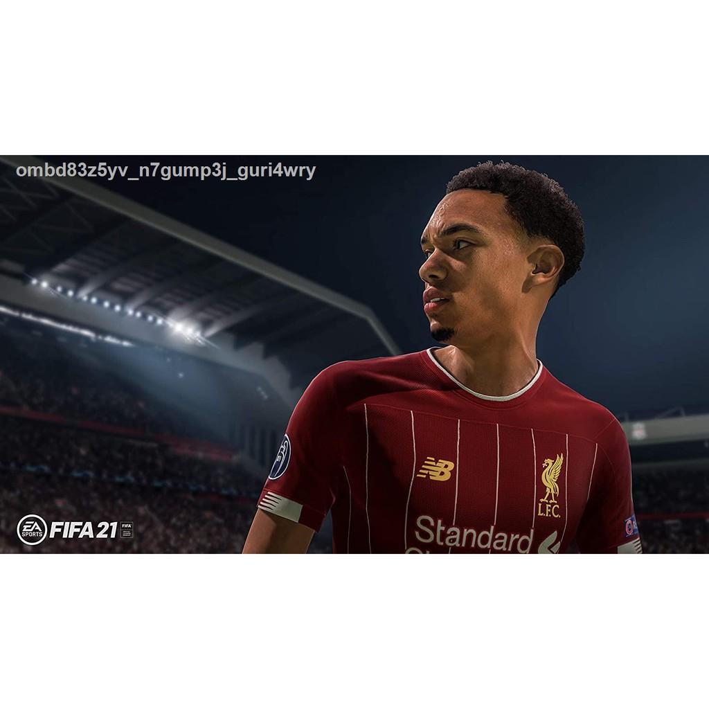 [มีสินค้า]﹍►☏FIFA 21 Ps4 Zone 3 แผ่นแท้มือ 1 !!!!! (เกมส์ Ps4) (แผ่นเกมส์ (FIFA21 (Fifa2021 (Fifa 2021
