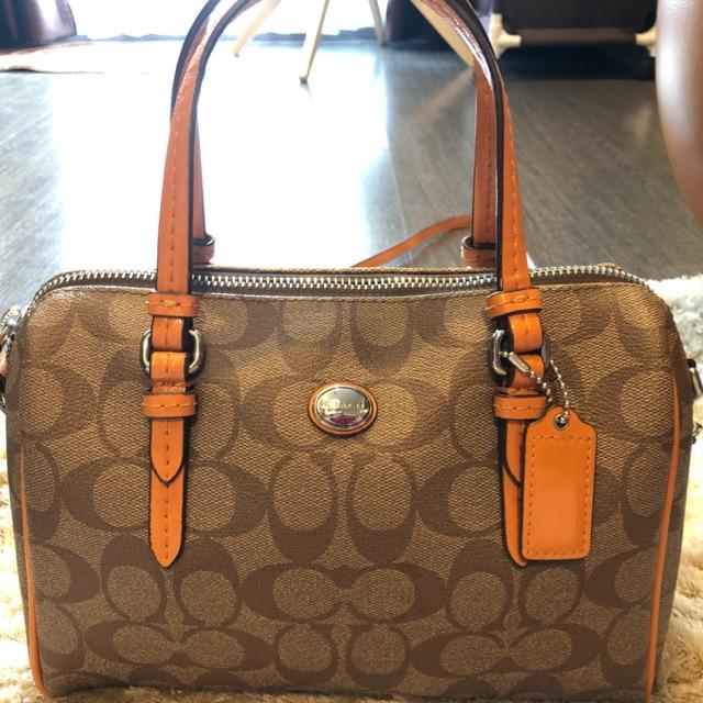 แท้!! กระเป๋าสะพายข้าง Coach Crossbody Bag