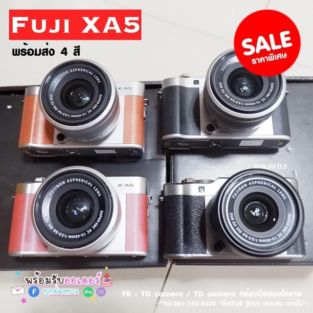 กล้อง Fuji XA5 มือสอง สภาพสวย