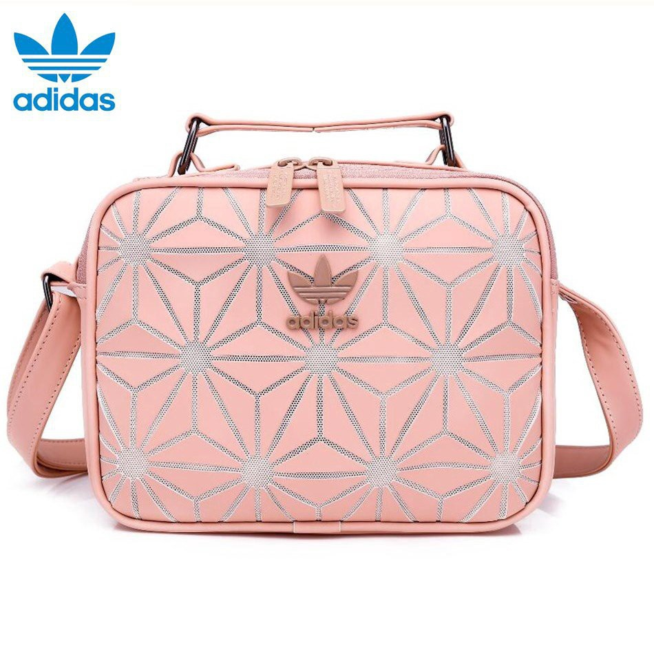 1mUo [Ready Stock] Adidas 3D X Issey Miyake Mini Airliner Sling Bag 6 colors