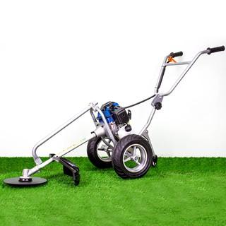 รถเข็นตัดหญ้าประกัน 1 ปี รุ่น : VG-W430-NEW วีโกเทค #ส่งฟรีปลายทางได้