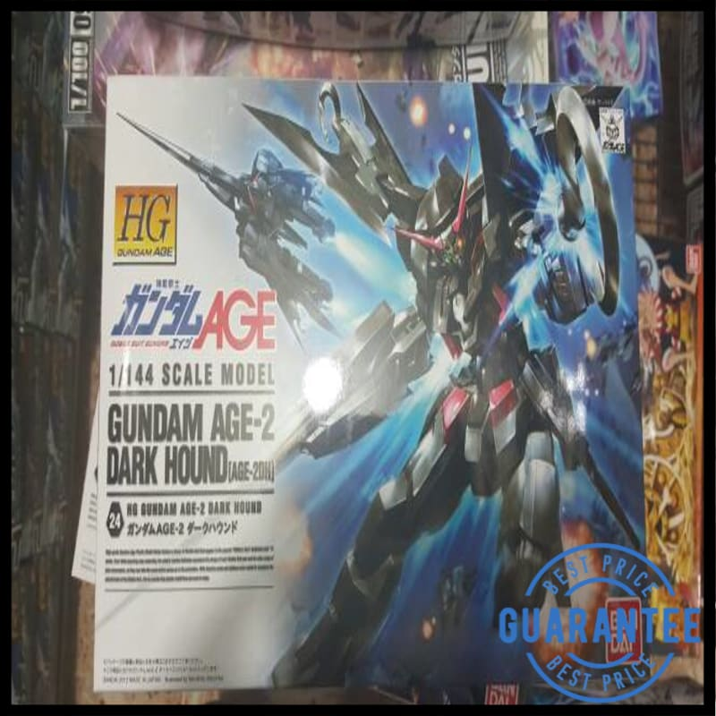Hg Gundam Age 2 Hound รองเท้าผ้าใบลําลองสีเข้ม