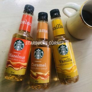 Review Starbucks Syrup (375ml)
