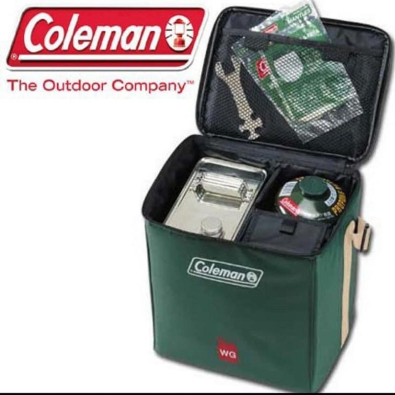 กระเป๋าใส่น้ำมันและอุปกรณ์ตะเกียง Coleman จากญี่ปุ่น🇯🇵🇯🇵🇯🇵🇯🇵🇯🇵 Coleman 170-6460 Fuel Carrying Case