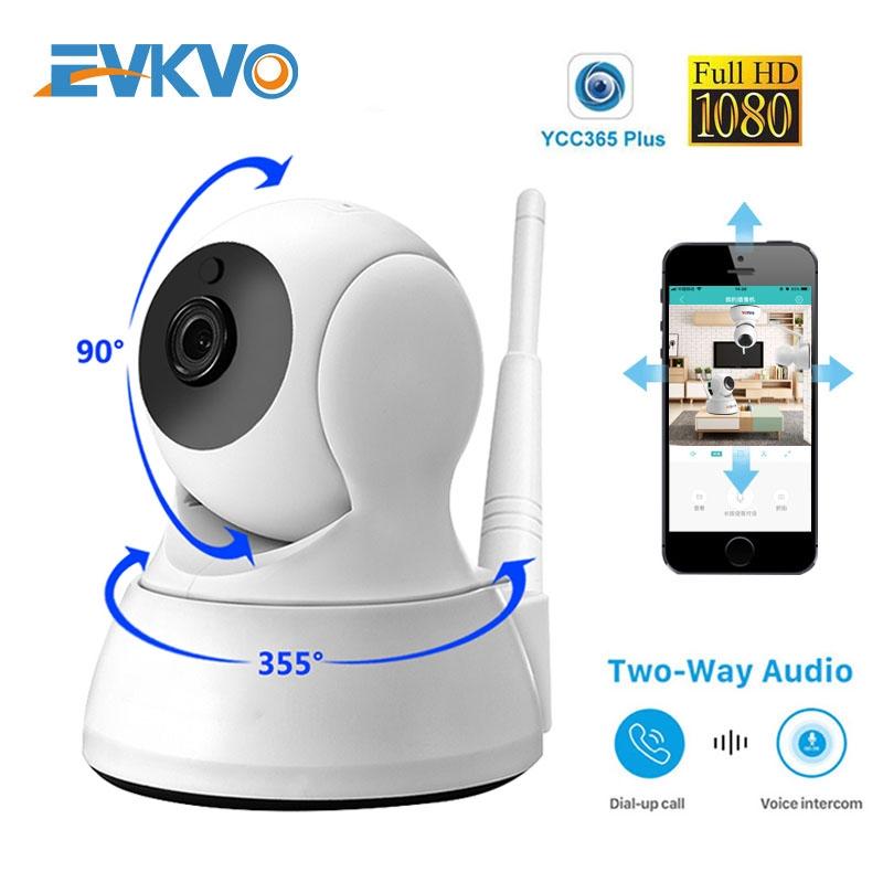 Outdoor 1080P 4X Zoom HD WiFi Camera PTZ CCTV Security IP IR Night Vision Webcam
