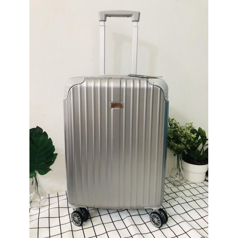 กระเป๋าเดินทางล้อลาก 20 นิ้ว CAGGIONI สีบรอนซ์