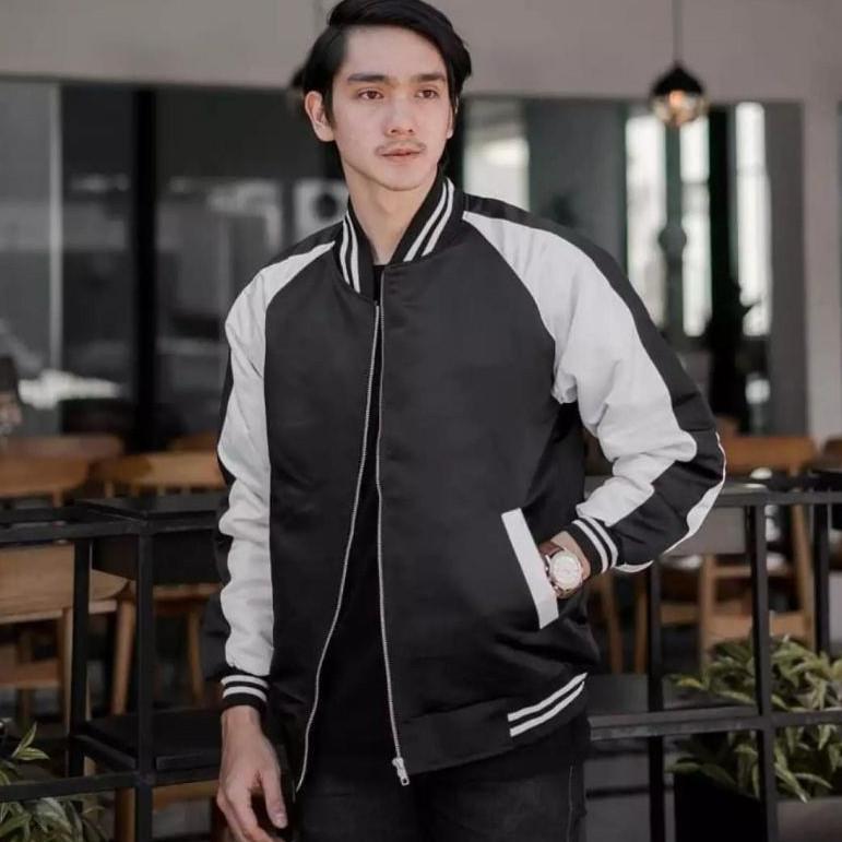 เสื้อแจ็คเก็ต Bomber Jacket Sukajan Bomber | Suk สําหรับผู้ชาย 54