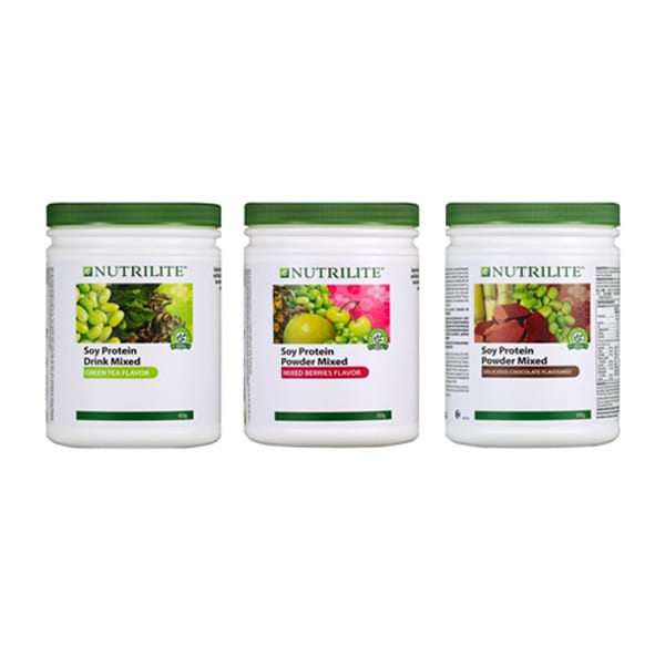 [Amway] NUTRILITE Protein drink mix /โปรตีนมิกซ์ เลือก 3 รสชาติ