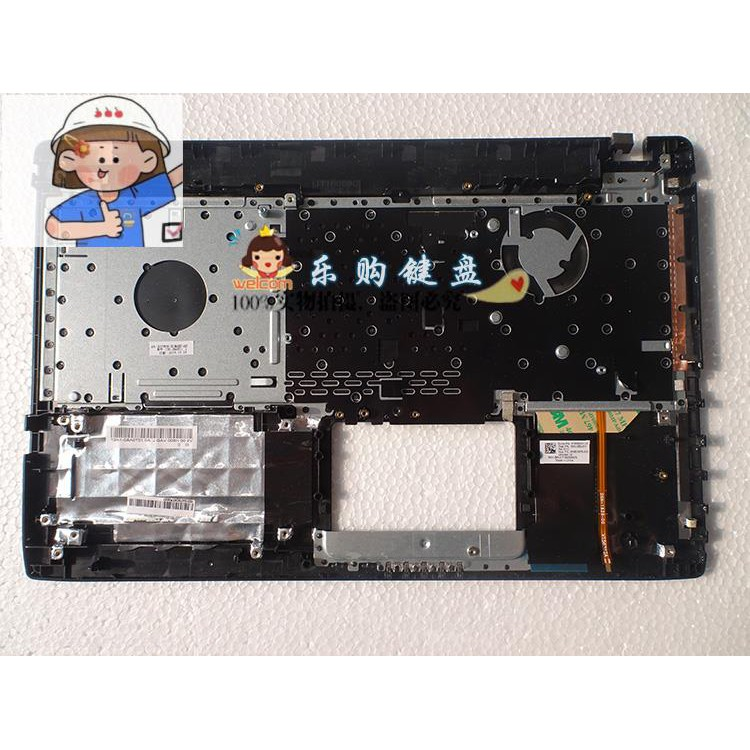 [Spot special price] Asus/ASUS GL553VW FX553VD FX53VD ZX553VD ZX53V keyboard C shell speaker