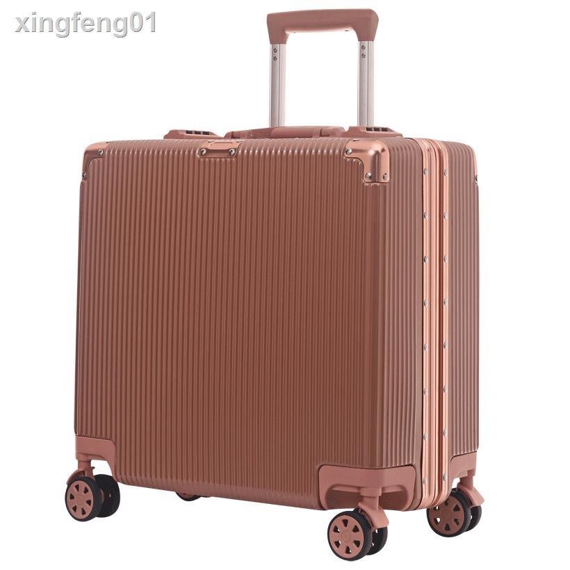 กระเป๋าเดินทางแบบอลูมิเนียม 18 ช่อง