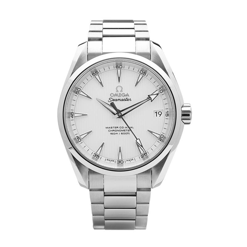 ~❤สายนาฬิกา gshockสายนาฬิกา smartwatchสายนาฬิกา applewatch19ปีเต็ม [9.5ใหม่] Omega Men's MechanicalนาฬิกาSeamasterสแตนเล