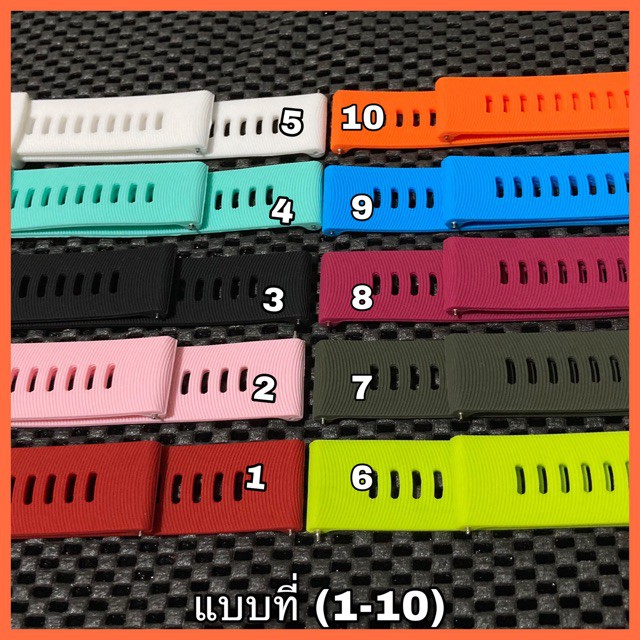 applewatch  สายนาฬิกา  สายapplewatch สายนาฬิกาแฟชั่น สายนาฬิกาApplewatch [พร้อมส่ง] สาย Garmin FR245/ 245 music/ Vivoact