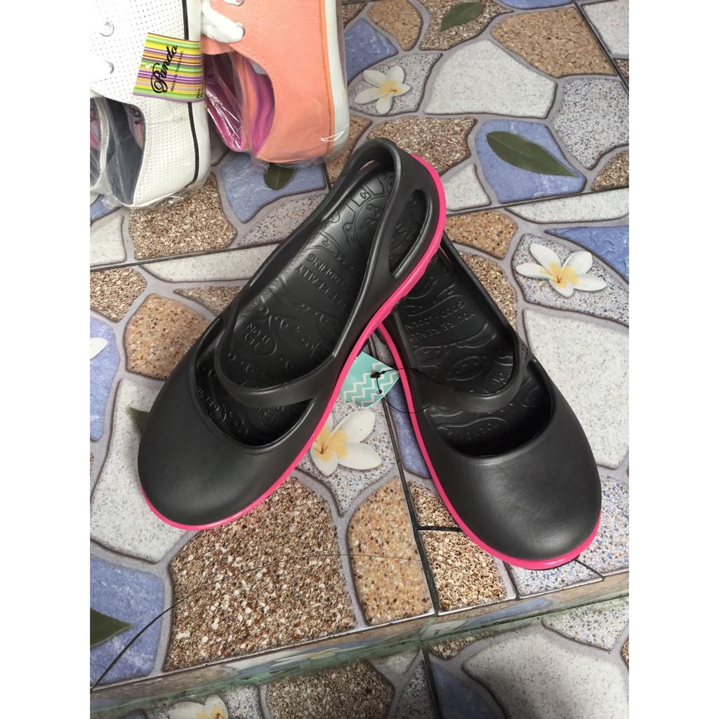 รองเท้าโมโนโบMonobo(โมโนโบ้) รุ่นTammy ไซส์5-9 ทรงคัชชู#รองเท้าโมโนโบ้ใส่ทำงาน #รองเท้ายางคัชชูคนทำงาน