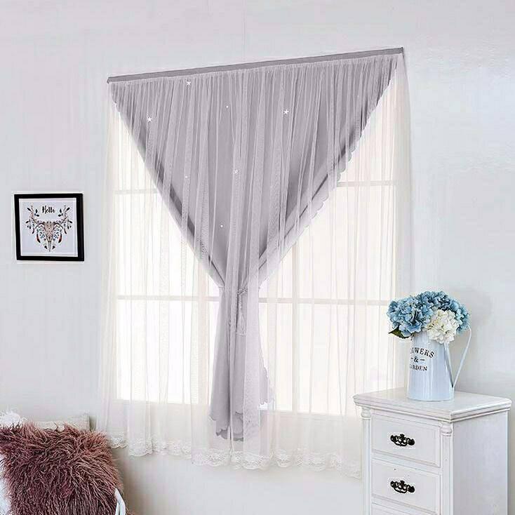 🍍ม่าน🍍ผ้าม่าน ม่านหน้าต่าง ผ้าม่านเวลโคร ผ้าม่านสำเร็จรูป ติดตั้งง่าย หมัดฟรี คุณภาพดี ห้องนอน ของตกแต่งบ้าน