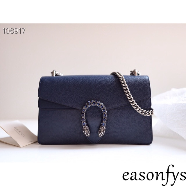 [กระเป่า]Gucci Dionysus28cmกระเป๋าถือกระเป๋าแฟชั่นกระเป๋าสะพายข้าง แบรนด์เนนกระเป๋าโซ่