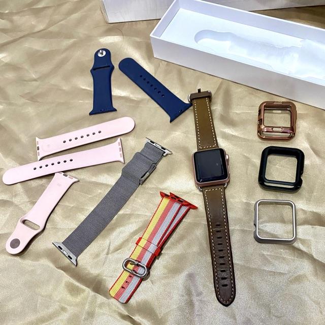 apple watch มือสอง ของแถมเยอะ