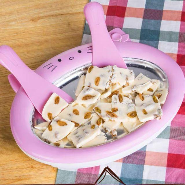 เครื่องทำไอติมผัด ทำไอติม พร้อมส่งในไทย!!