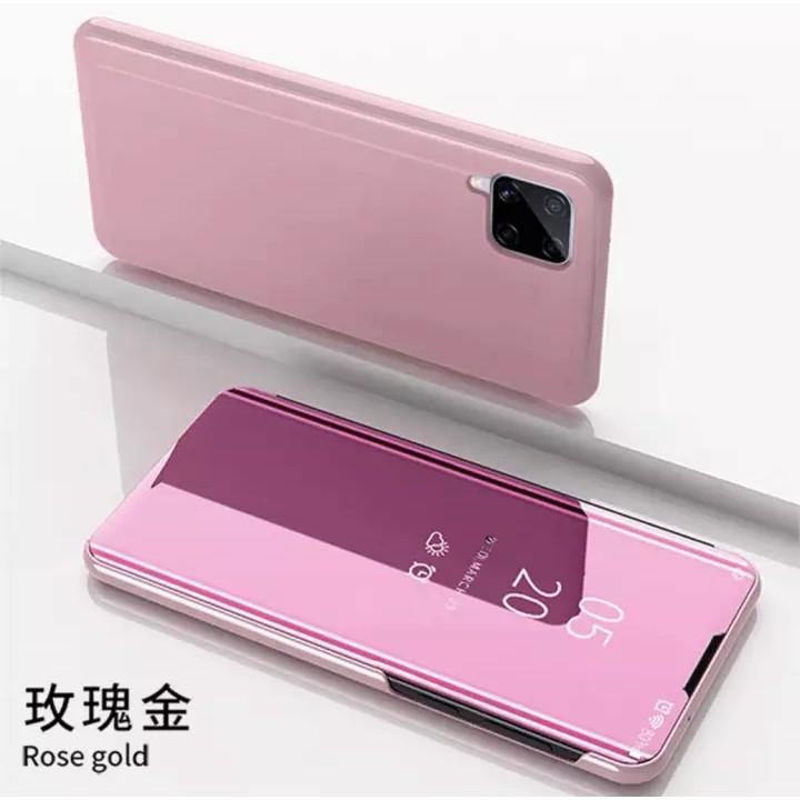 [ส่งจากไทย] เคสเปิดปิดเงา Case Samsung Galaxy A42 5G Smart Case เคสฝาเปิดปิดเงา สมาร์ทเคส เคสซัมซุง Samsung A42