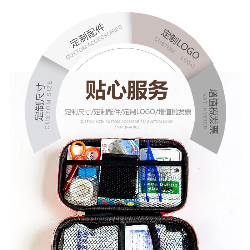 กระเป๋าเดินทางใบเล็กกระเป๋าเดินทางใบเล็กมือสองกระเป๋าเดินทางใบเล็ก 14 นิ้ว¤✷❍กระเป๋าปฐมพยาบาลกลางแจ้งที่เก็บของสำหรับเดิ