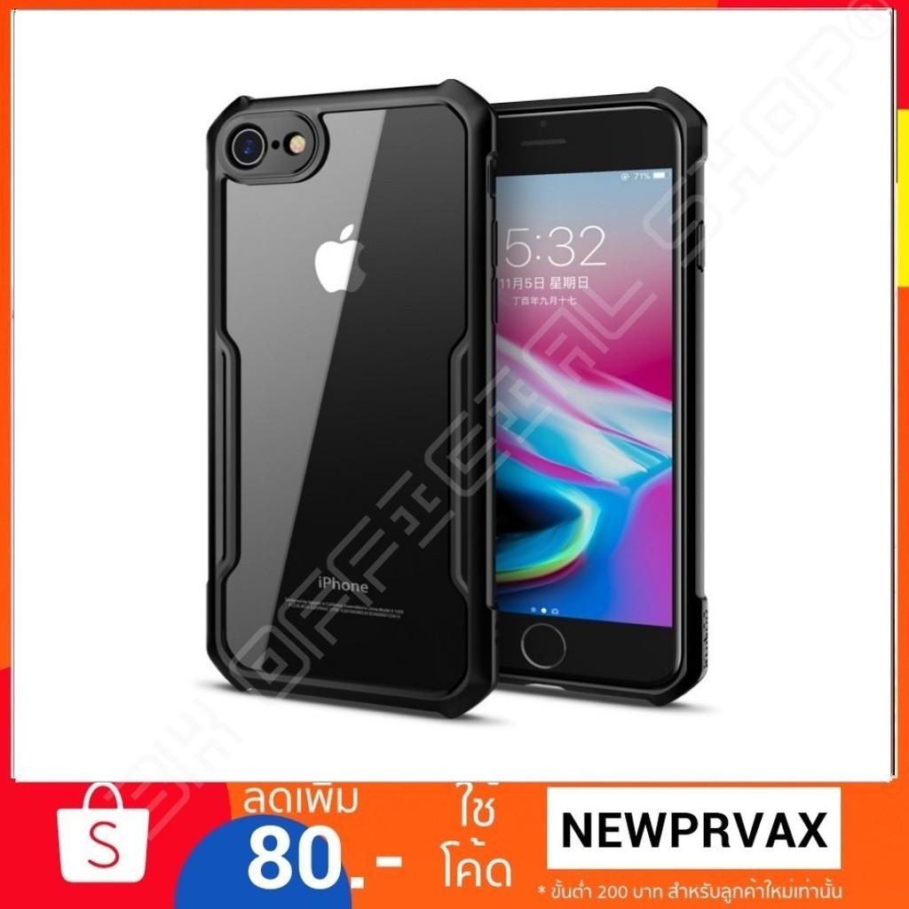 ของแท้ XUNDD เคสกันกระแทก Case iPhone 6/6s 6Plus/6sPlus 7/8 7Plus 8Plus X/Xs XR XsMaX 11 11Pro 11Max เคสของแท้ หลังใส