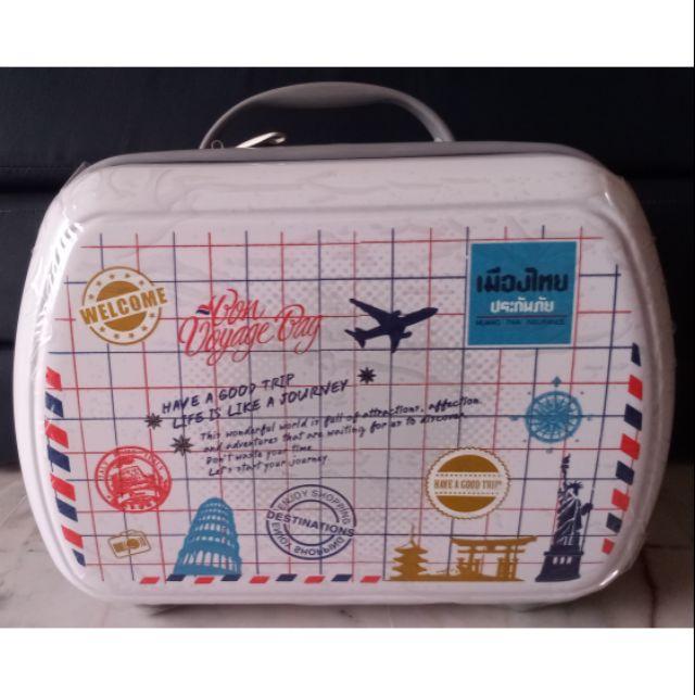 กระเป๋าเดินทางขนาด 15นิ้วลายน่ารัก เหมาะสำหรับเดินทางไม่กี่วัน