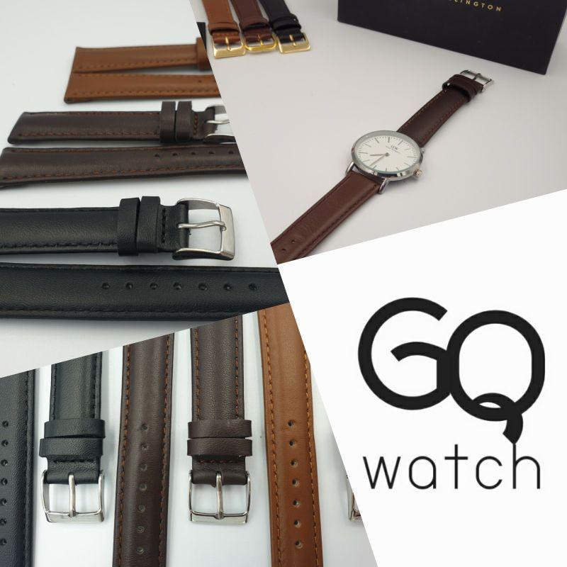 สาย applewatch แท้ สาย applewatch GQ watch สายนาฬิกาหนัง สายหนังวัวแท้ หนังนุ่มใส่สบาย รุ่น Japan Minimal Leather Strap