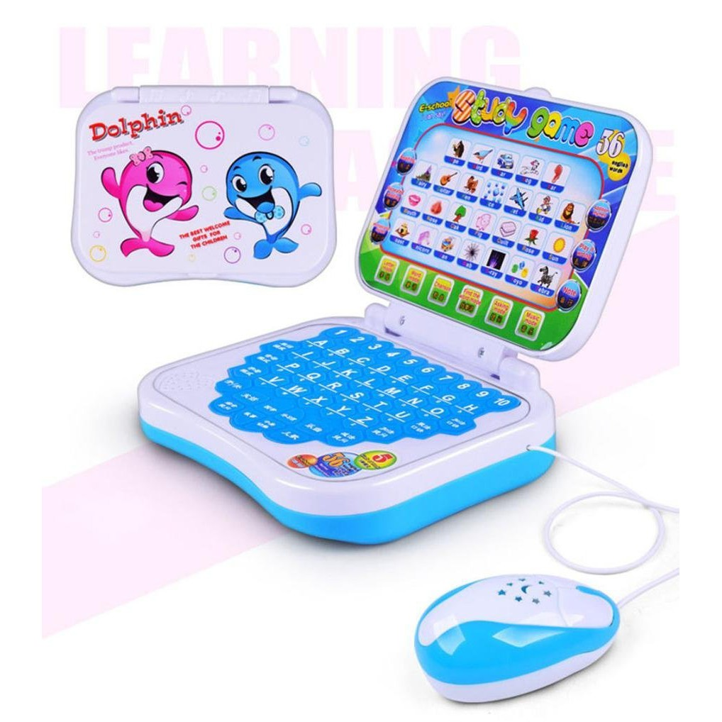 Multifunction Educational Learning Machine English Early Tablet Computer Toy Kid